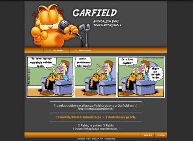 Garfield Translated By Smoła
