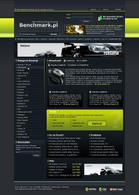 Benchmark.pl Layout