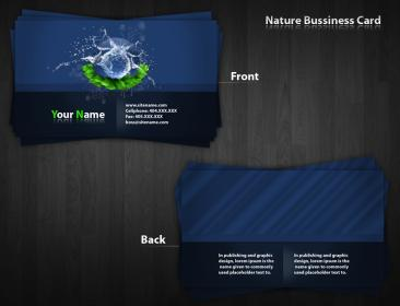 Business Card no.1