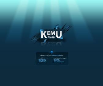 Ke.mU Studio Splash Screen