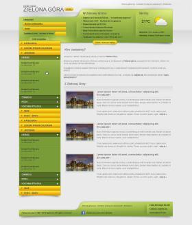 Zielona Góra - Portal Miasta