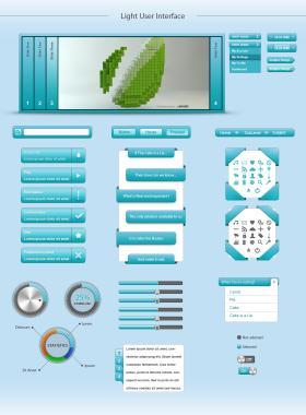 Light User Interface